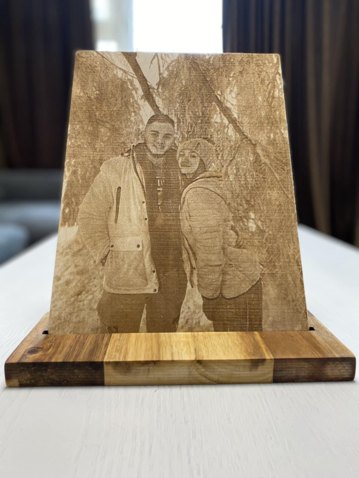 дървена гравюра