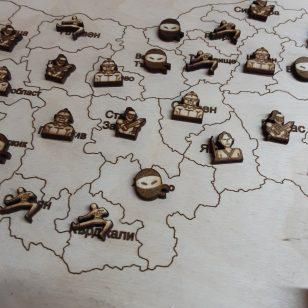 настолна игра превземи българия
