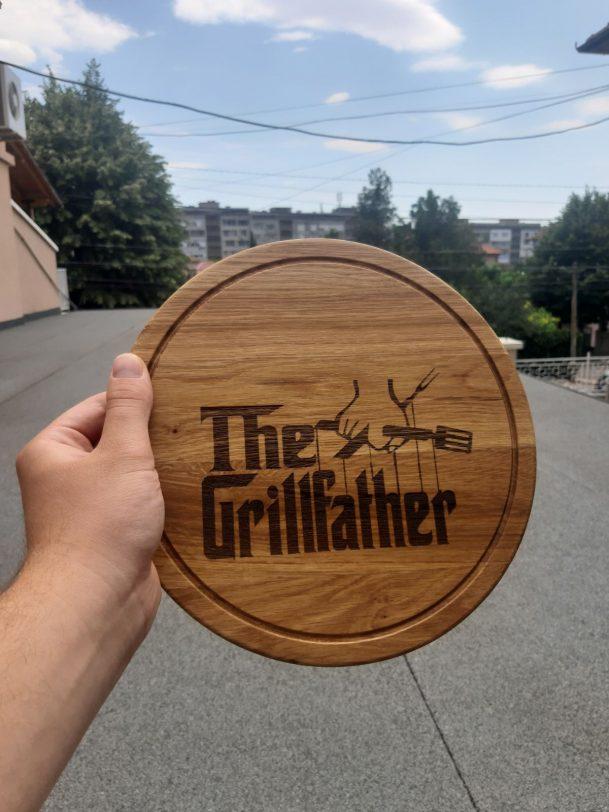 дъска за рязане the grill father