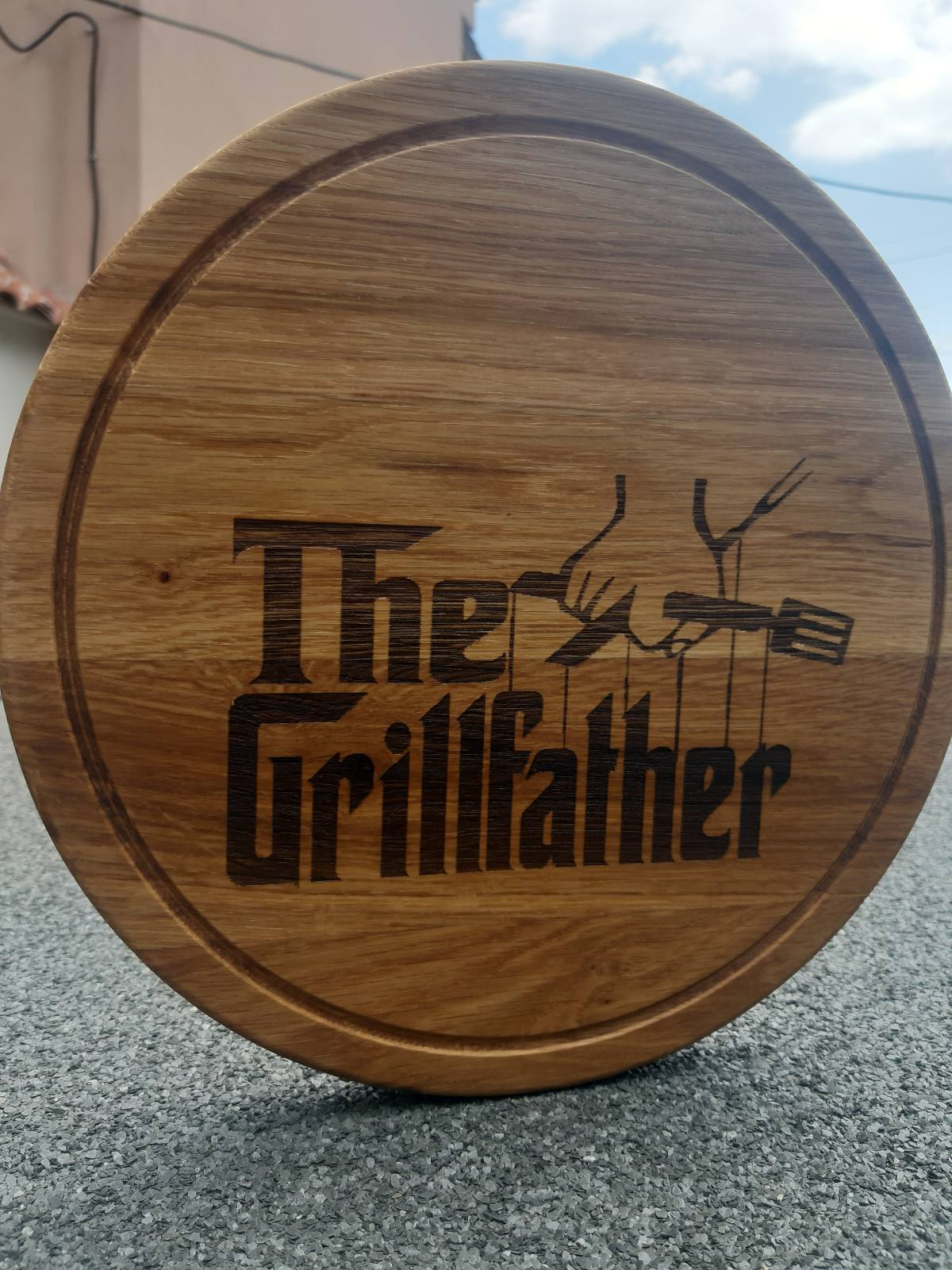 дъска за рязане the grillfather