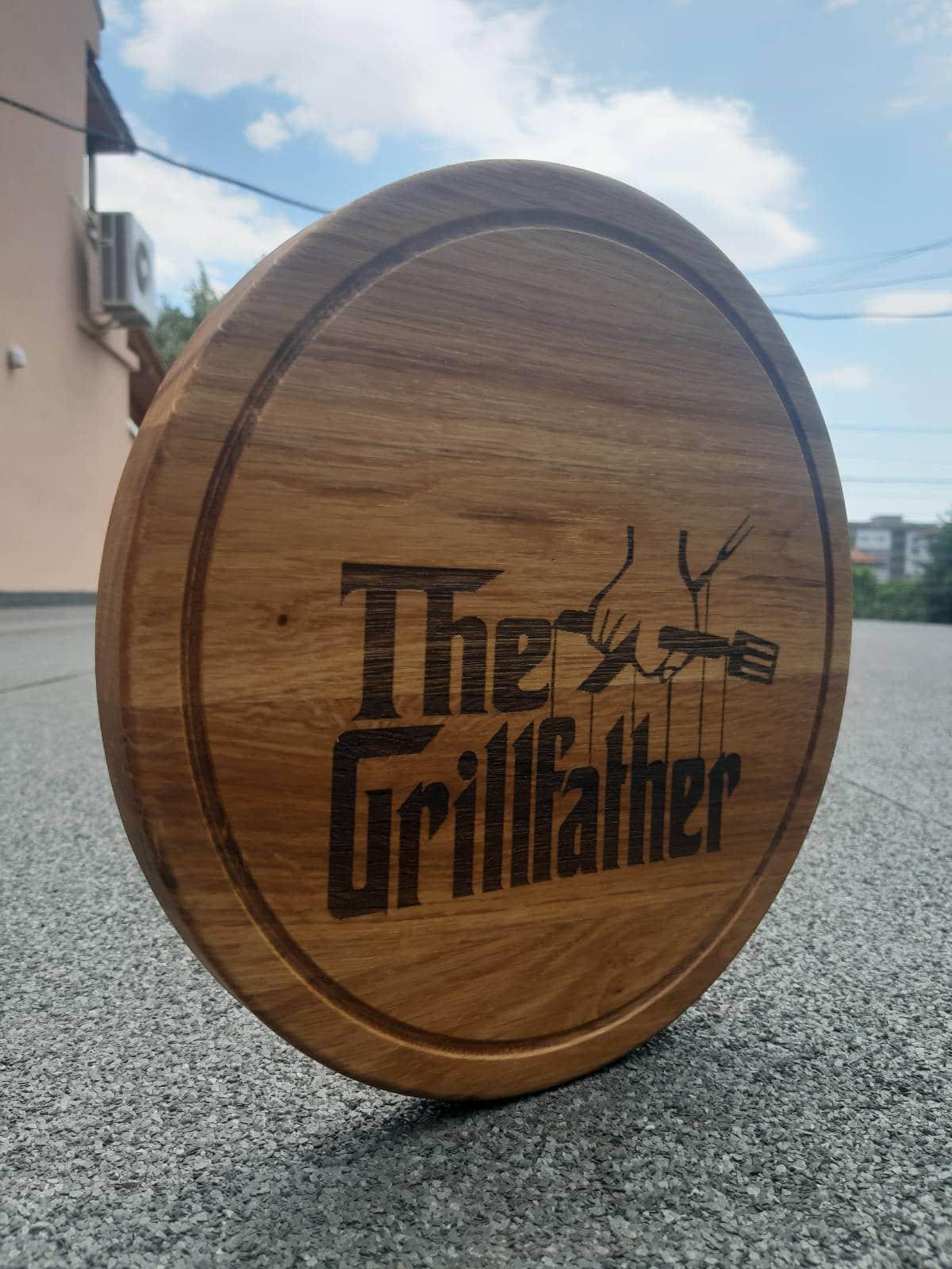 the grillfather дъска за рязане