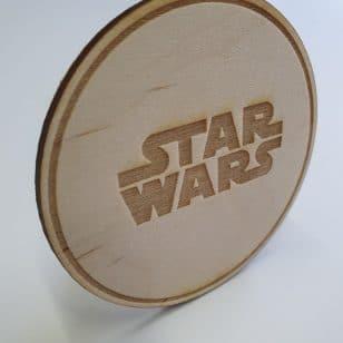 подложки за чаши star wars