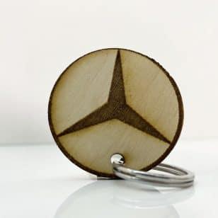 Ключодържател Mercedes